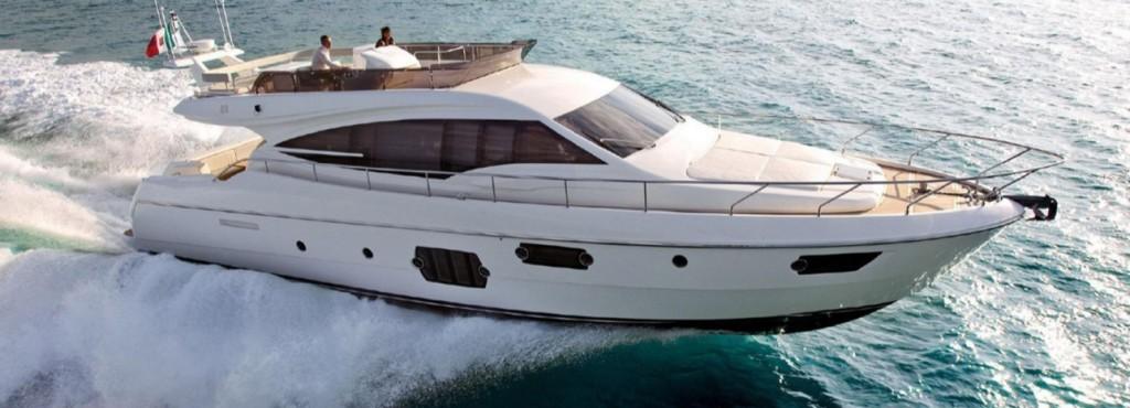 santorini yacht rental ferreti