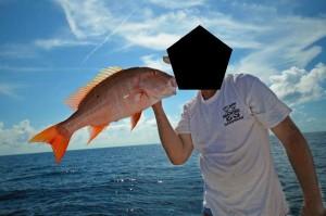 santorini fishing barbouni